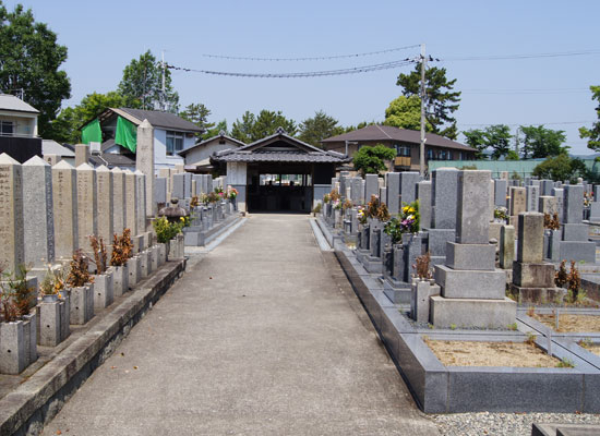北村墓地-3