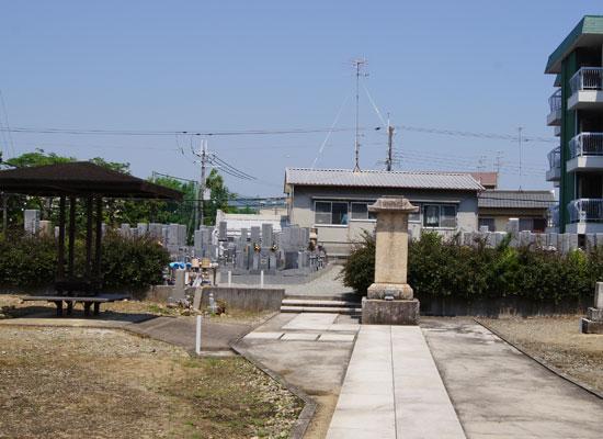 大鹿墓地-4