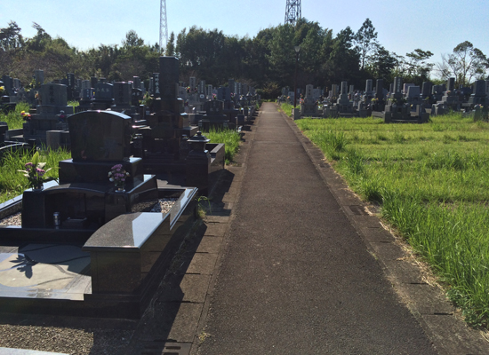 佐土原墓地公園