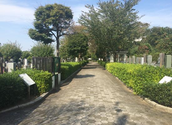 さいたま市営青山苑墓地